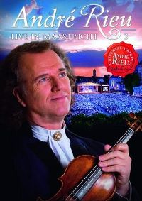 Cover André Rieu - Live in Maastricht 3 [DVD]